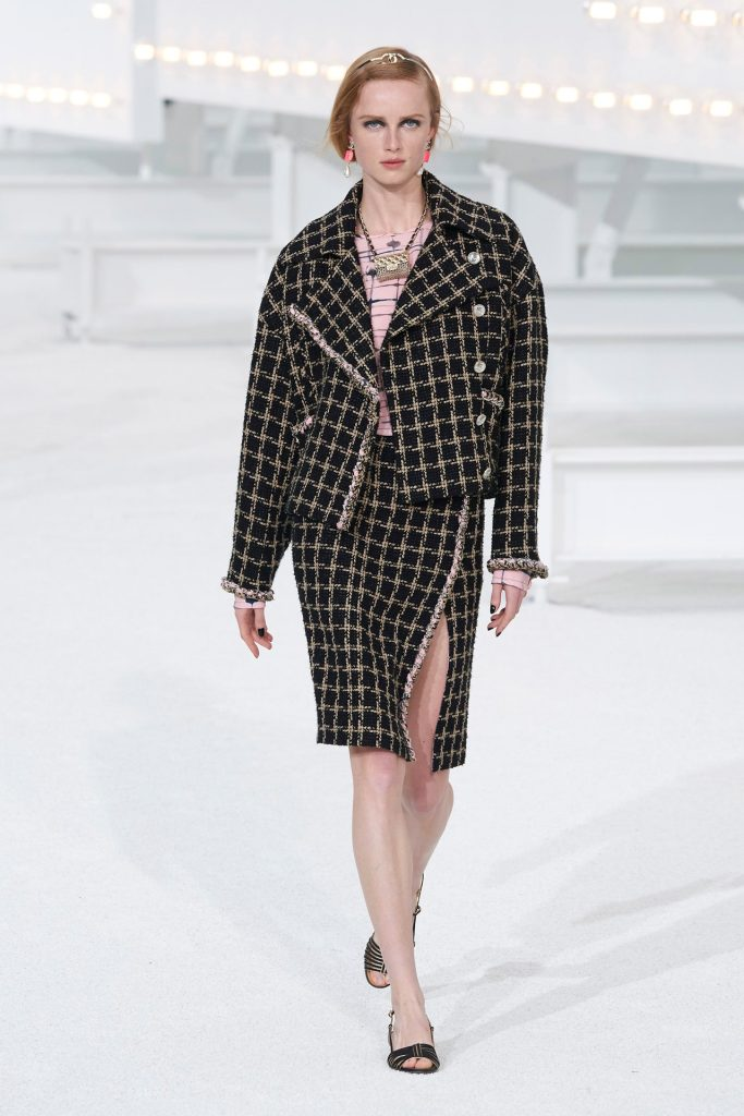 Look Chanel ss21